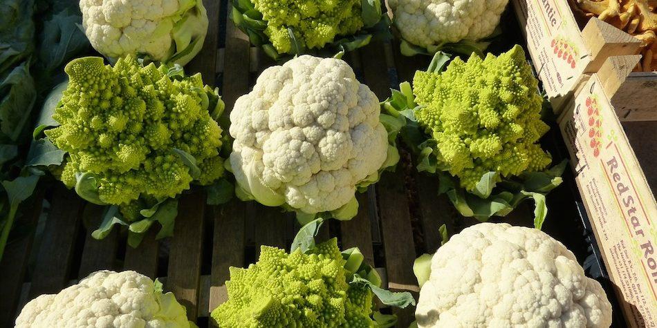 mættende grøntsager
