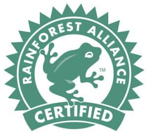 rainforest alliance guide