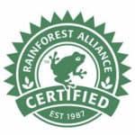 Rainforest Alliance - bæredygtig mærkning