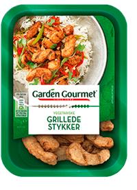 vegetar erstatning for kylling