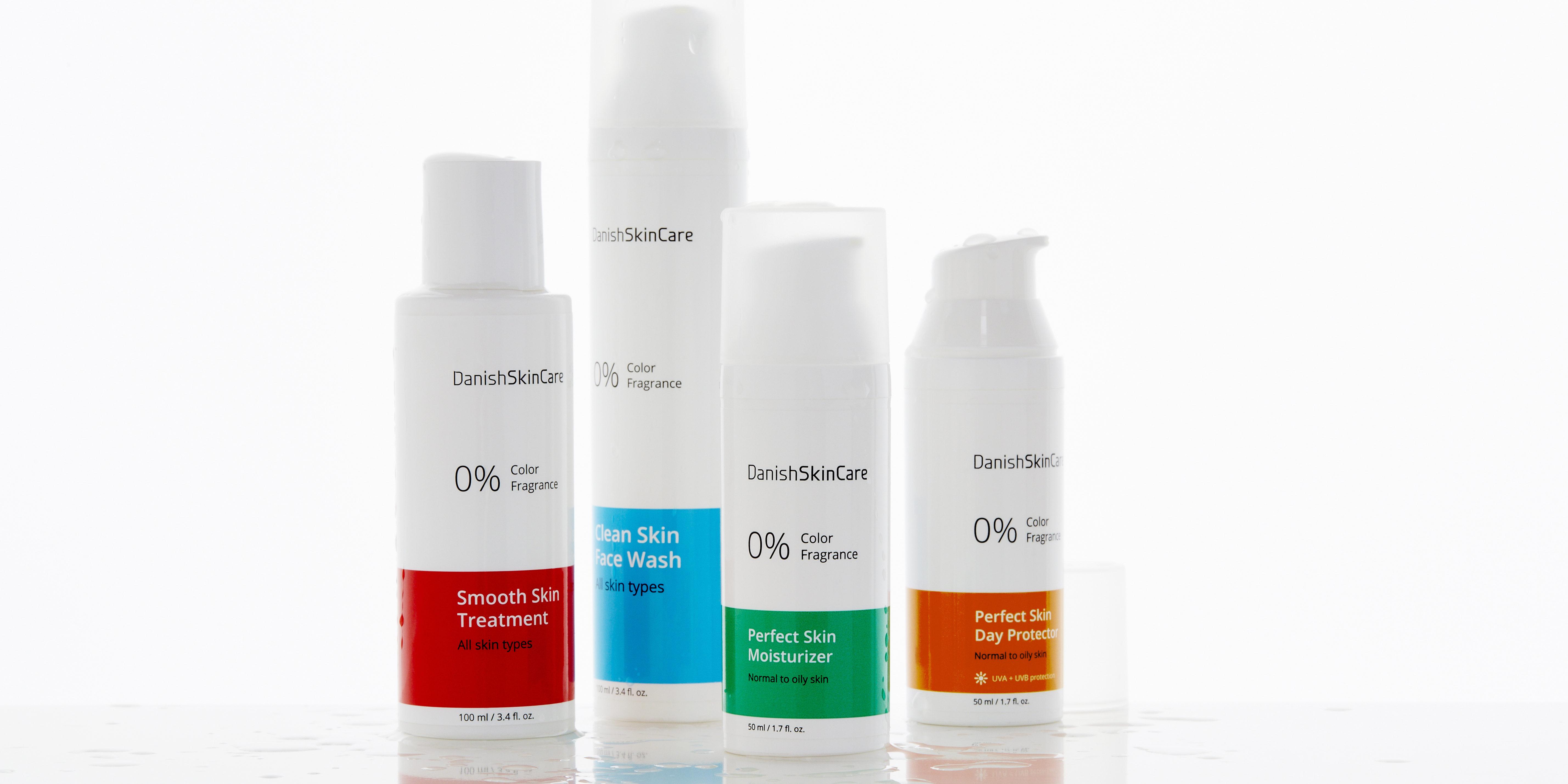 danish skin care tilbud
