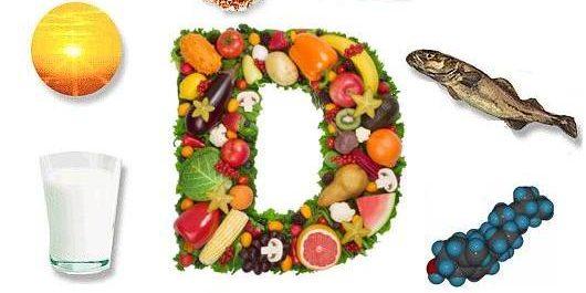 d vitamin i kost
